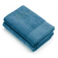 Walra Soft Cotton Douchelaken 70x140 Petrol - 4 stuks