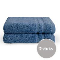 Byrklund Gastendoek Blauw 30x50 cm - 2 stuks