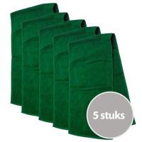 The One Sporthanddoek 450 gram Groen (5 stuks)