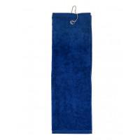 The One Golfhanddoek 30x50 cm 450 gram Donker blauw