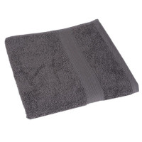 Clarysse Elegance Handdoek 50x100 500gram Grijs