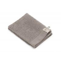 WALRA Washand Soft Cotton Taupe, 16x21 (2x)