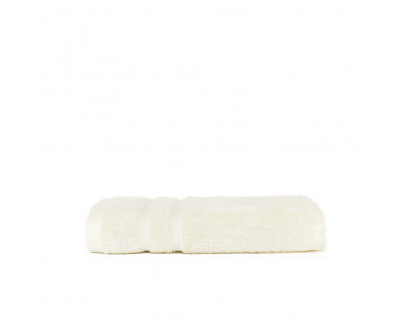 The One Towelling Bamboo handdoek 70 x 140 Ivory