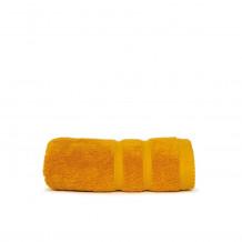 The One Handdoek Ultra Deluxe 50 x 100 cm 675 gr Honey Yellow