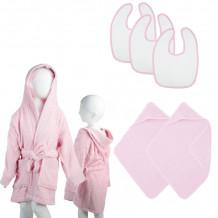 5-Delig The One Babypakket Roze
