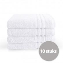 Byrklund Voordeelpakket Baddoek 50 x 100 Wit - 6 stuks