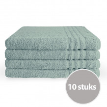 Byrklund Handdoek 70 x 140 cm Zeeblauw - 10 stuks