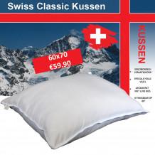 Swiss Classic hoofdkussen