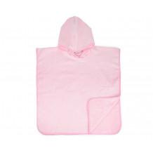 The One Baby Handdoek met capuchon 450 gram Magenta