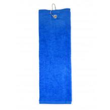 The One Golfhanddoek 450 gram Blauw
