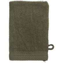 The One Washandje Ultra Deluxe 16 x 21 cm 675 gr Olive Green