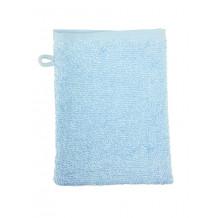 The One Washandje 500 gram 15x21 cm Licht blauw