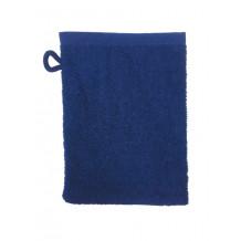 The One Washandje 450 gram 15 x 21 cm Donker Blauw