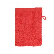 The One Washandje 450 gram 15 x 21 cm Rood