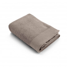 WALRA Baddoek Soft Cotton Taupe, 50x100