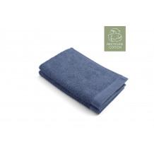 Walra Remade Cotton Gastendoekje 30 x 50 cm 550 gram Blauw - 2 stuks