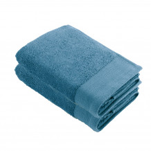 Walra Soft Cotton Baddoek 60x110 cm 550 gram Petrol - 2 stuks