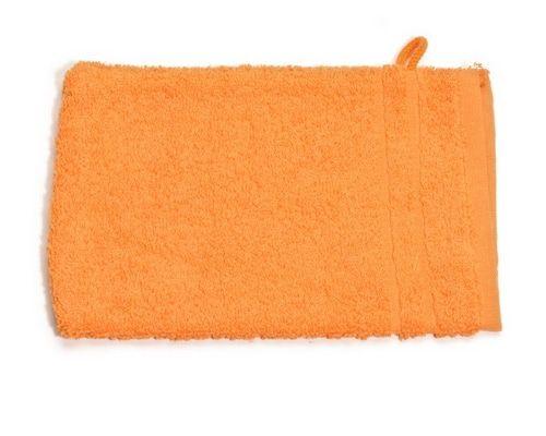 Clarysse Pearl Washandje Oranje